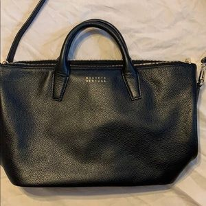 Barney's New York Monica Leather Satchel